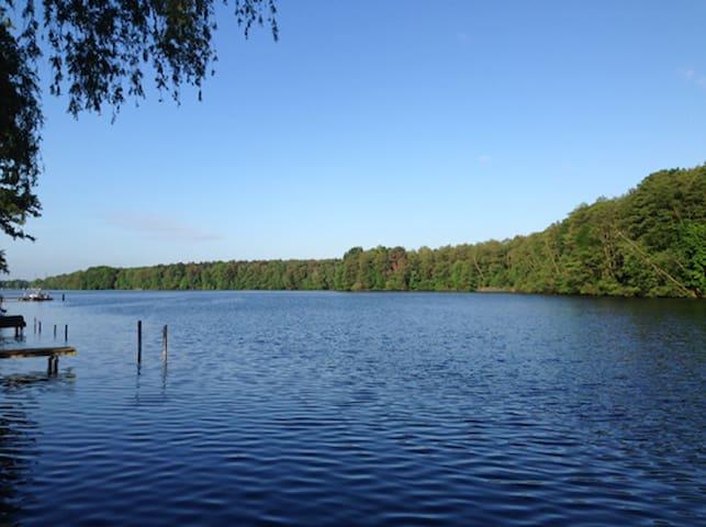 Ferienwohnung am See in Berlinnähe - Königs Wusterhausen - Leilighet