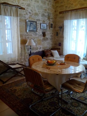 APT 2P IN ARCHANES - HERAKLION, CRETE, GREECE - Epano Archanes - Wohnung