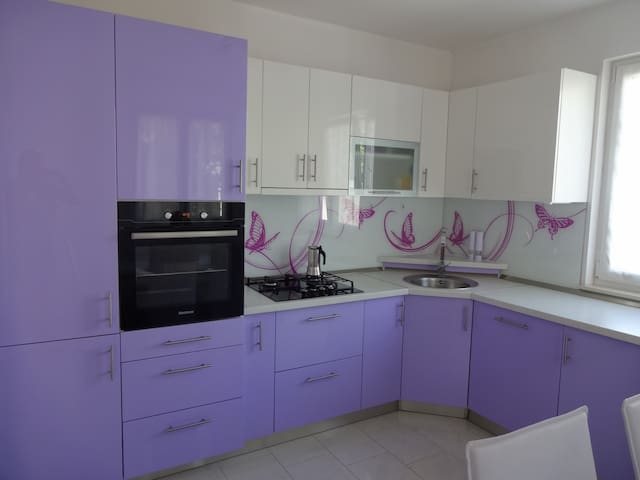 Beautiful new apartment Mara for 4 - Mali Lošinj - Apartamento