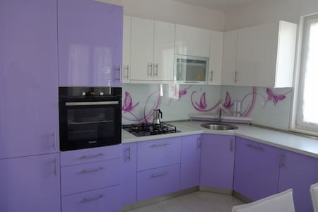 Beautiful new apartment Mara for 4 - Mali Lošinj