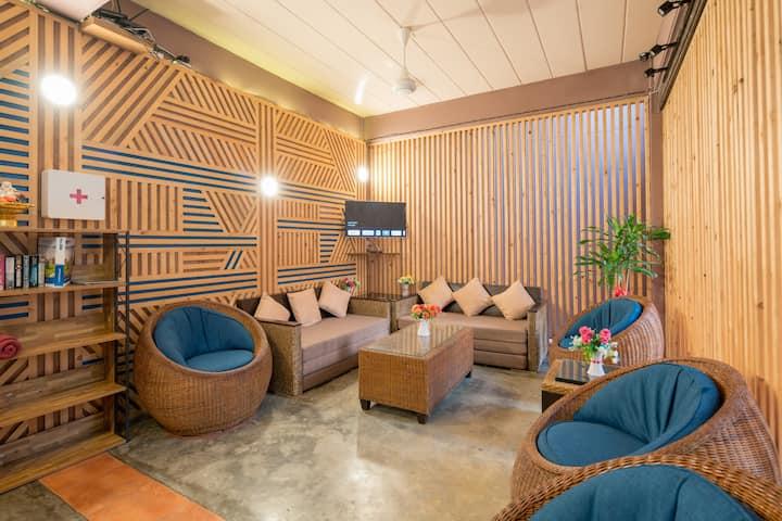 ☼♥ F TRIPLE room, close to beach n'center ♥☼