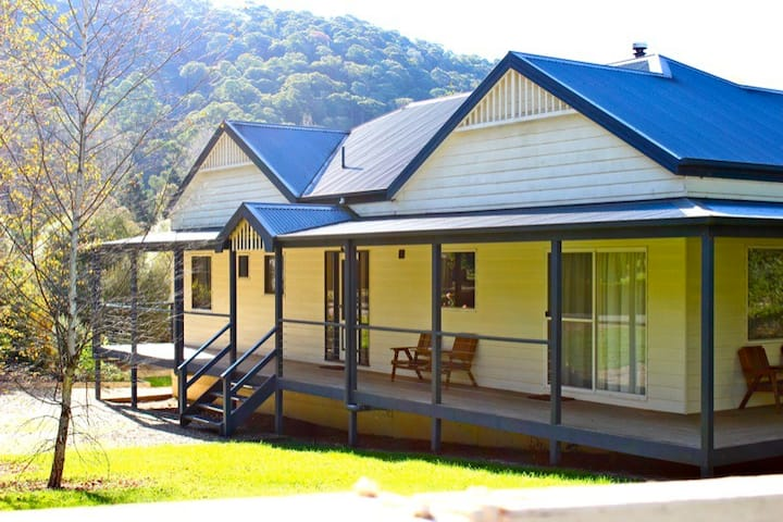 CAMELLIA LODGE : Harrietville