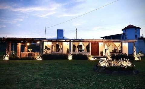 Casa De Campo MARÍAJOSÉ; Disfruta de la naturaleza