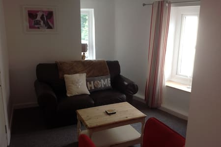 1 bed 1st floor apartment NCornwall - Saint Teath
