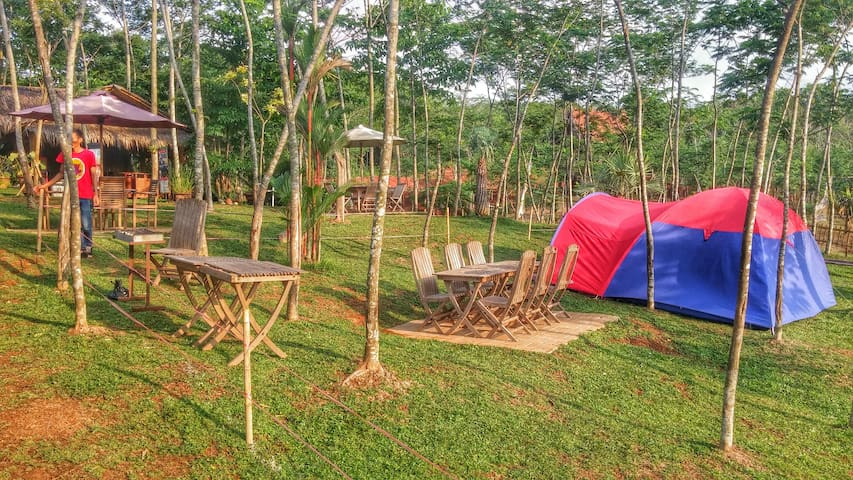 Kampoeng Sadang Camp Ground - Babakancikao - Tent