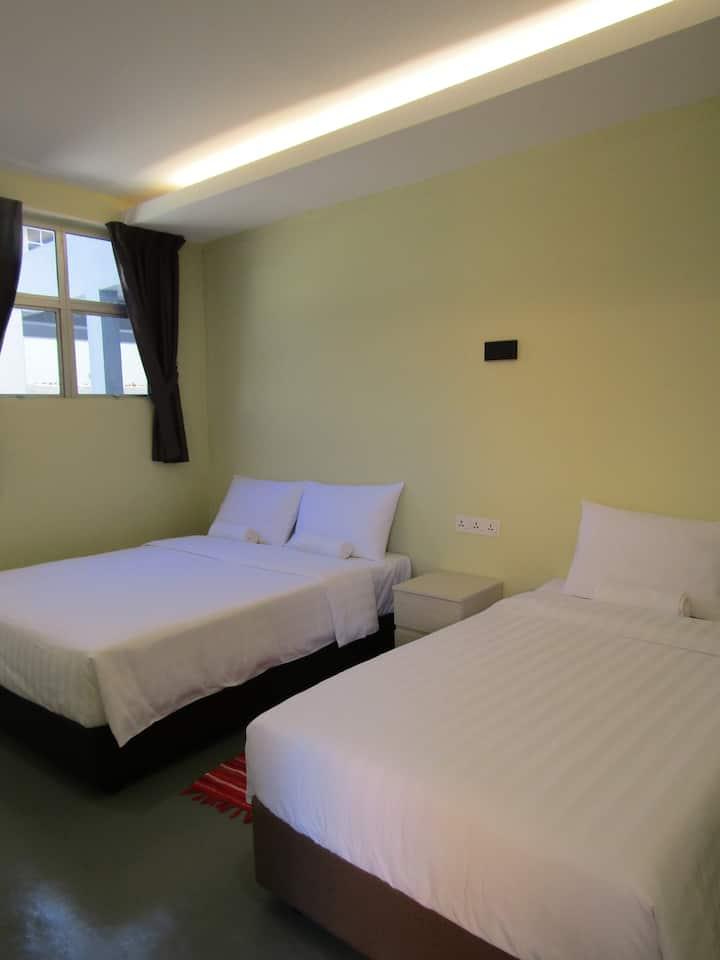 Semporna Dream Villa - Sibuan - Room 12