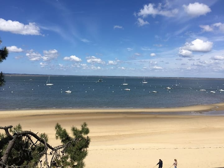ARCACHON PROCHE CENTRE / CASINO - ACCES DIRECT PLA