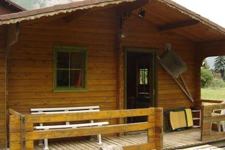 Chalet sur terrain boisé - Faverges - Bungalo