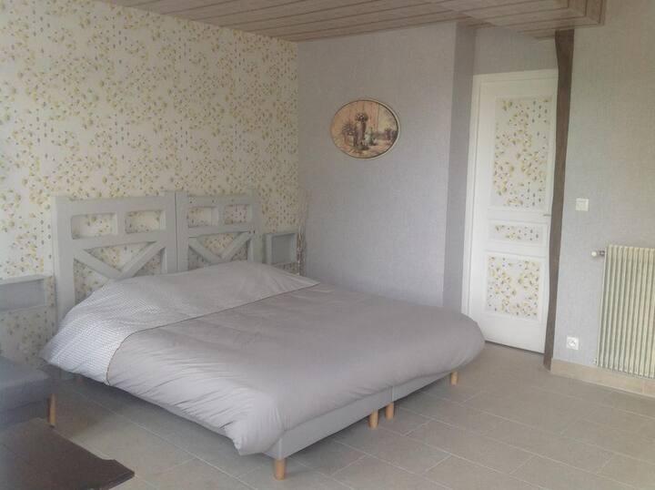Chambre d'hôte Coquille, Les Rocailles