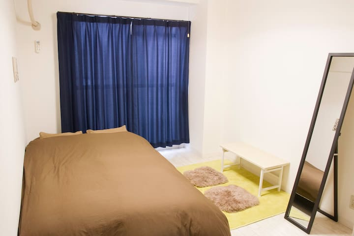 11min Close To Shin OsakaST Free WIFI!*304 - Osaka