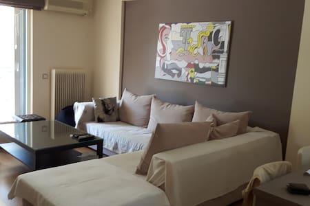 Minimal  apartment near the sea - Voula