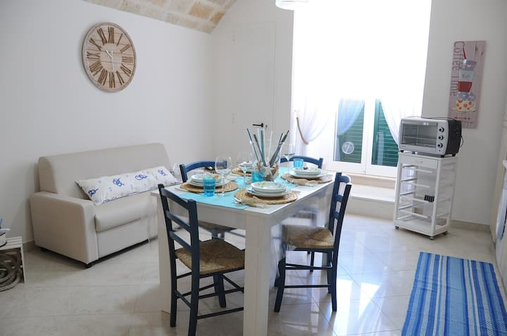 Apartment in Puglia with 2 bedrooms near beaches