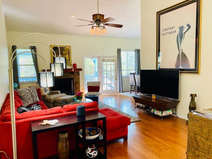 Private Home in W.Austin - Cuernavaca area