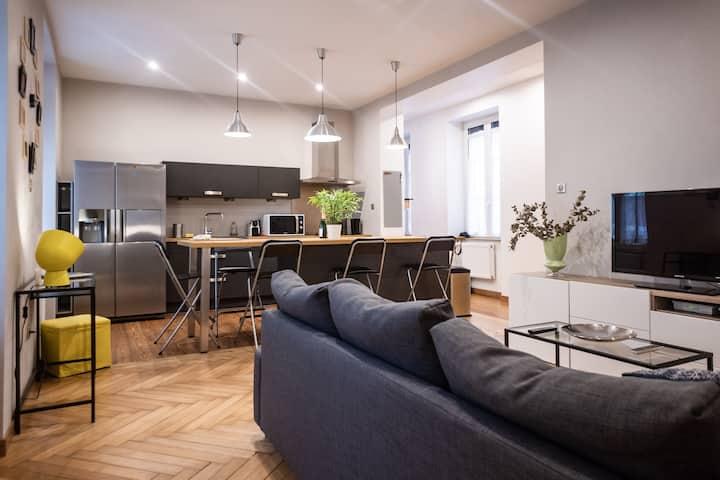 Bel appartement Moderne - Proximité Gare - Agence