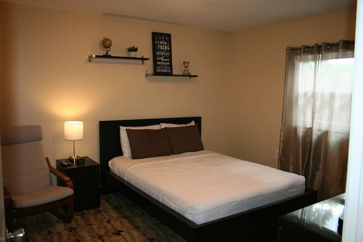 Private Guest Suite 10 min from DownTown & TPA