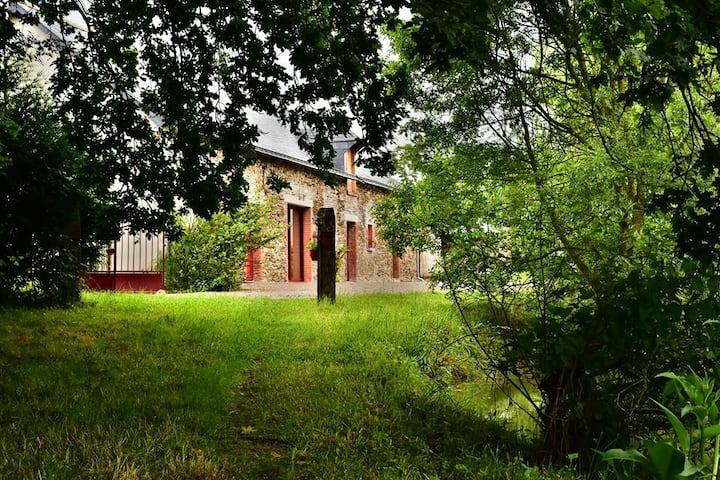 Gîte Aneth dans Mon Savoureux Jardin