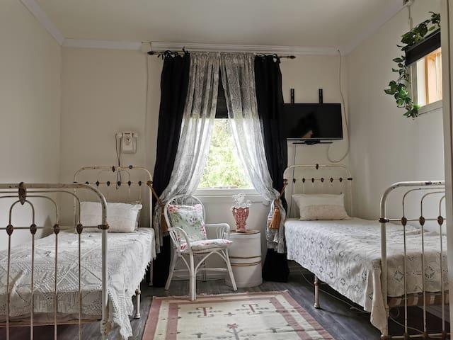 Villa Helenan piian kammari