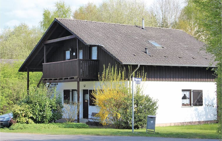 Holiday apartment with 2 bedrooms on 56m² in Thalfang