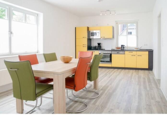 Apartment Wieck, 80qm, 3 Zimmer - Greifswald - Apartment