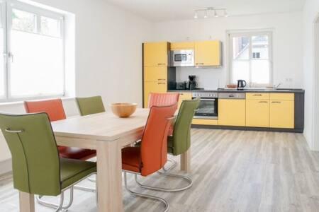 Apartment Wieck, 80qm, 3 Zimmer - 格賴夫斯瓦爾德(Greifswald)