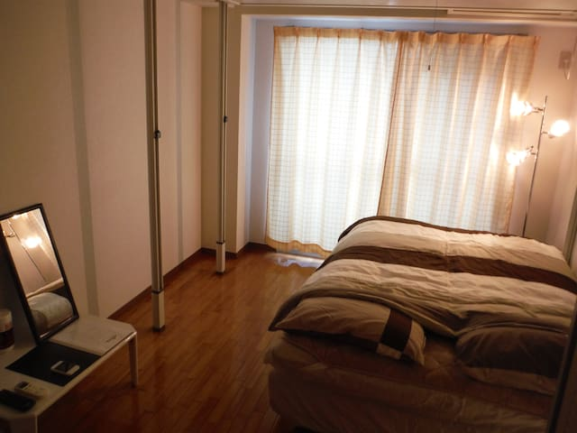 Room405   19min! To Umeda by train.