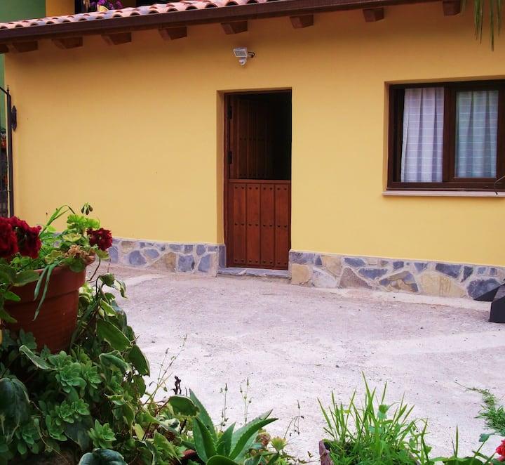 Apartamento Covadonga: 1 habitación matrimonial.