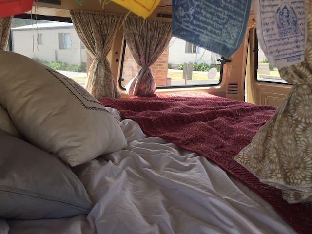 """Chucky"" The Newcastle Adventure Van - The Hill - Camper/RV"