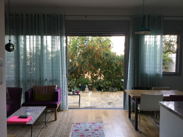 Charming apartment in the center of Israel - Herzliya - Apartamento