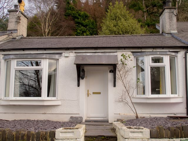 Cosy Snowdonia cottage a short walk to Zipworld