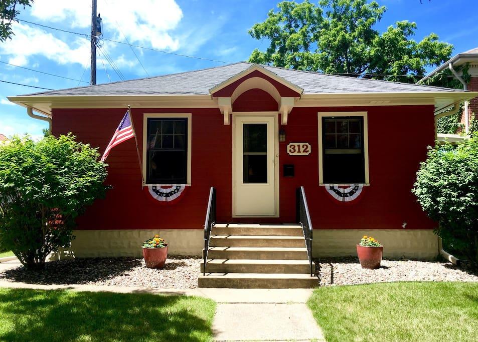 The Historic James Vincent Guest House