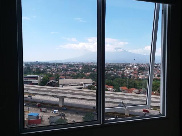 Apartemen Bogor Icon -Gn.Salak+City View by MaLia