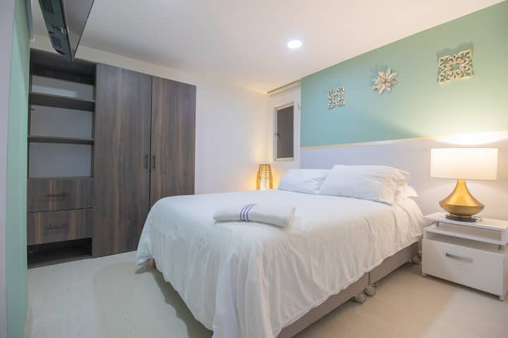 NEW! PEACEFUL &  HARMONIOUS DUPLEX/MOVISTAR ARENA