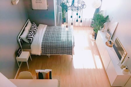 ●NEW OPEN● Mono Duplex - SEOMYEON - Busanjin-gu - Apartment