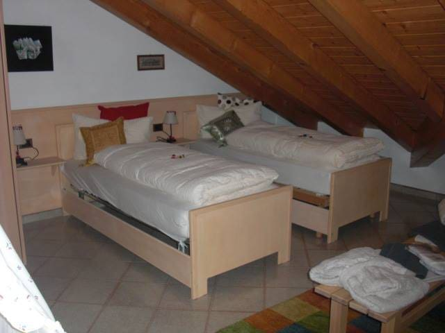 Camere Passo del Tonale 1990 Metri - Passo del Tonale - Bed & Breakfast