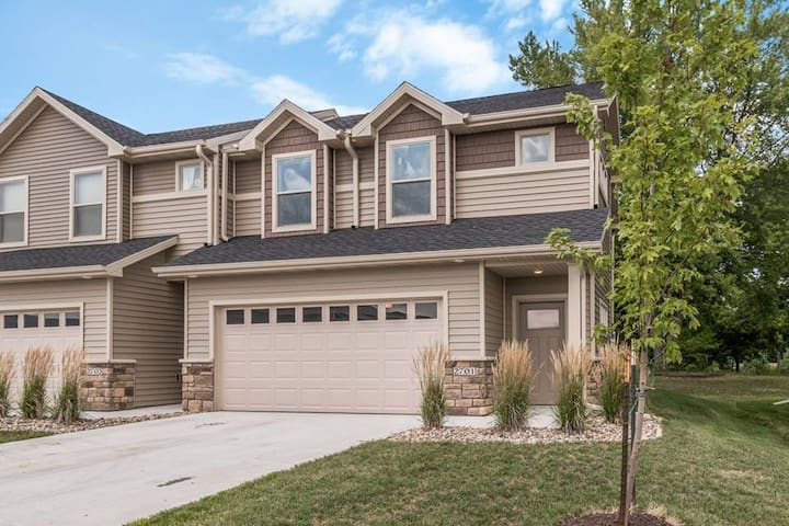 Ames townhouse near Jack Trice