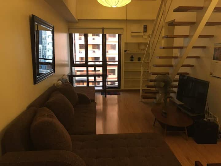 Grand Soho Makati Loft - all inclusive rate