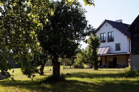 VillaPodlachia - 10 ha of privacy only for you! - Wierzbice Górne