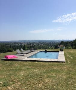 Villa Korum 3km from Bergerac city center