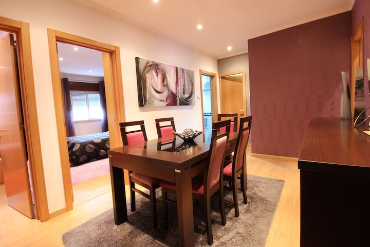 Welovetohost Amadora (15 min to downtown Lisbon) - Amadora - Appartement