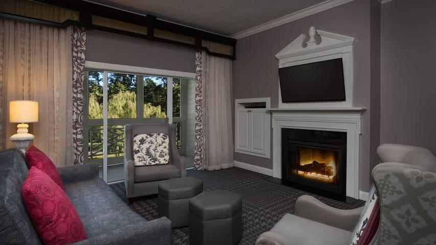 Marriott Manor Club, Williamsburg 2Bed Villa max 6