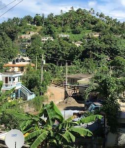 Great 3 bedroom house amazing view - Samana - Huis