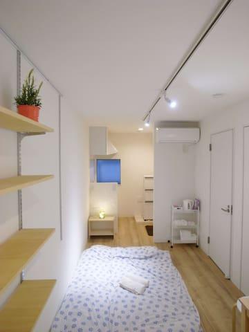 Best Place★ IKEBUKURO SHINJUKU SHIBUYA 3MZOSHIGAYA - Toshima - Apartment