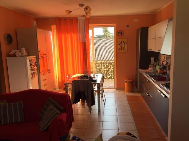 App.to completamente  attrezzato - San Giorgio A Liri - Appartement