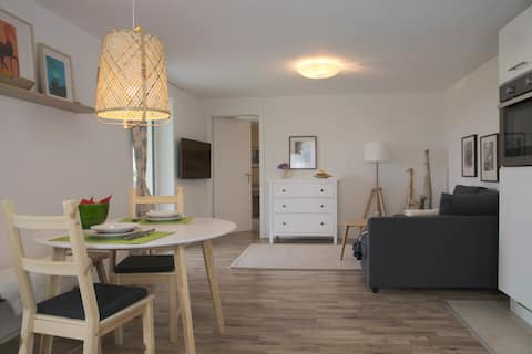 Holiday apartment at Pferdehof am Bodensee