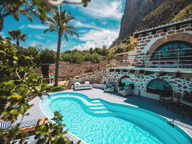 Relax in villa - San Vito Lo Capo - Villa