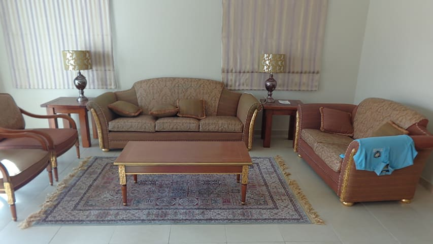 Fully Furnished Villa Jumeirah V 14 - Dubai - Haus