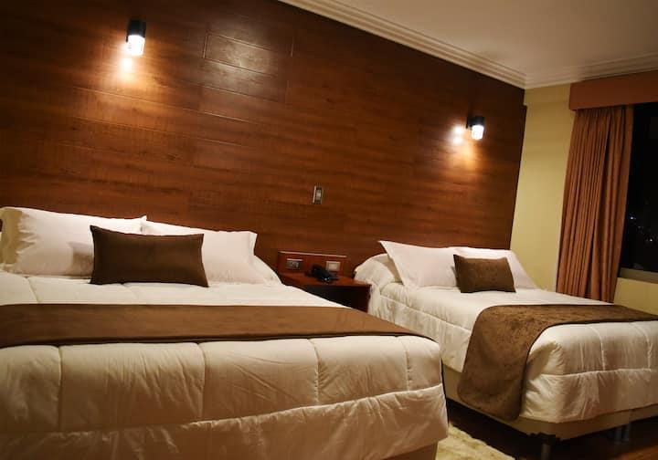 Garzonier en Selenza Apart Hotel