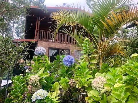 🌄 Casa de Chirripo w/ Balcony- Stunning Views! ⛰️