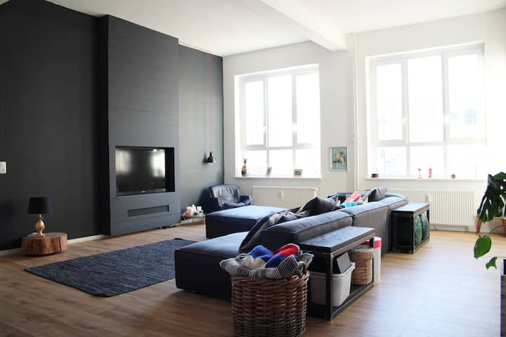 Stylisches LOFT Offenbach City