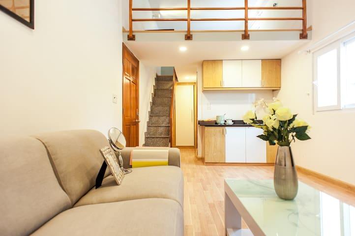 ★ Duplex Apartment -VD302 - Ho Či Minovo město - Byt